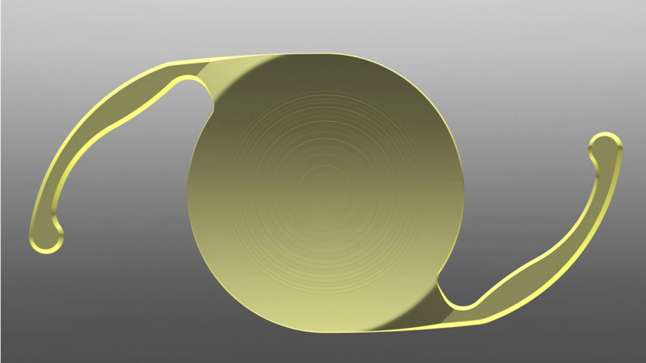 Multifokallinsen
